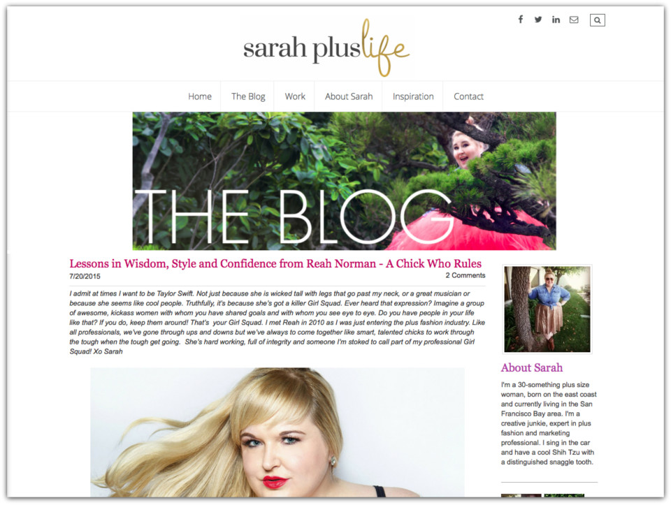 SarahPlusLife_press