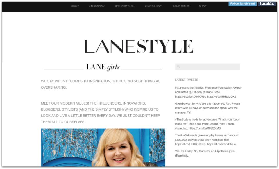 lanegirl