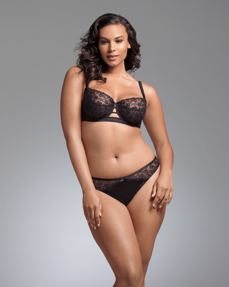 LookBook} Sophie Theallet for Lane Bryant Fall 2014 | Styled by Reah