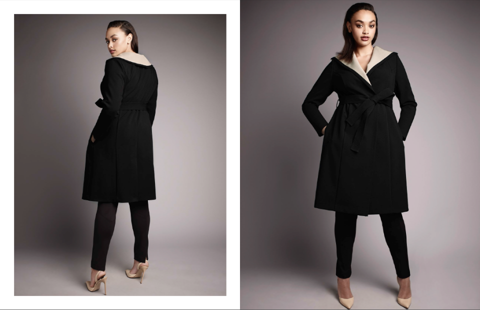 Isabel Toledo for Lane Bryant Fall 2014 LookBook