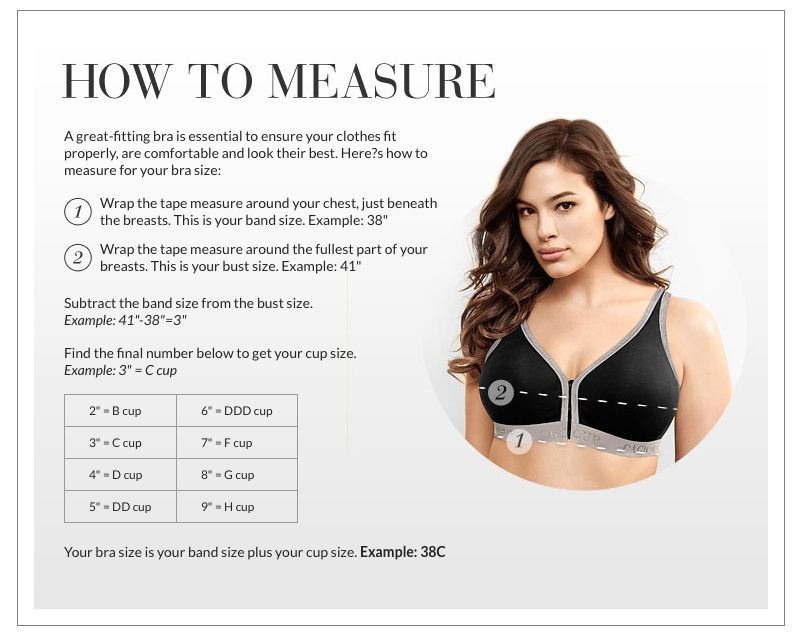 finding the perfect bra fit