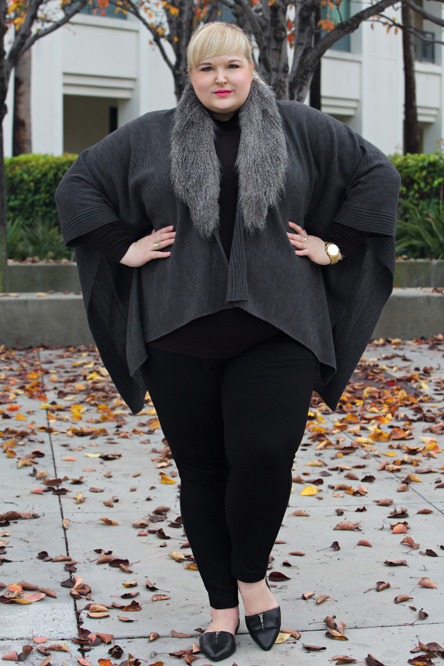 Reah Norman- plus size fashion and style expert