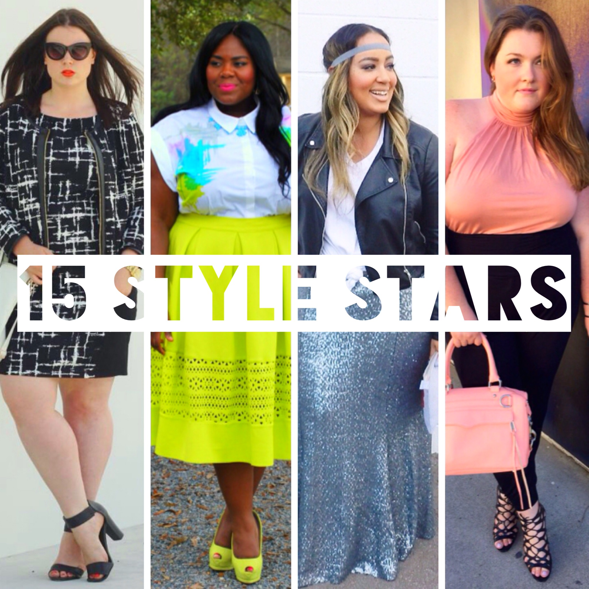 15 plus size style stars