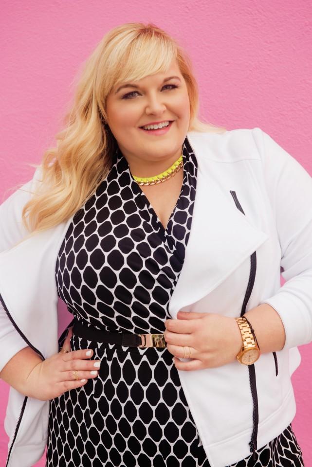 Reah Norman, Stylist & Plus Fashion Expert / www.styledbyreah.com