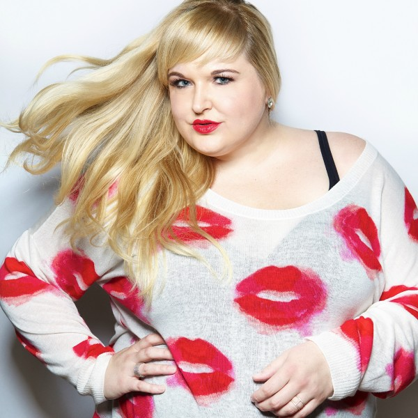 Making a Valentine's Day Statement- The Lip Sweater