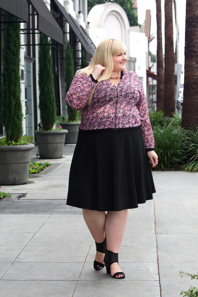 Reah Norman, plus fashion & style expert- www.styledbyreah.com