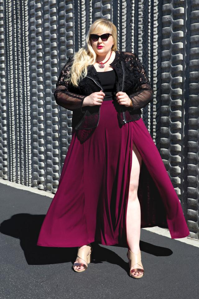 Plus fashion expert Reah Norman, www.styledbyreah.com