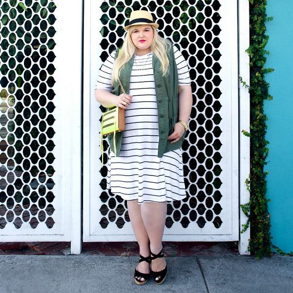 Relaxed Summer Style with Old Navy Plus