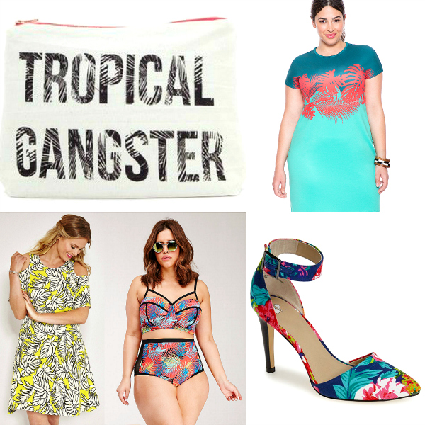 {Shop the Trend} Tropical Fever