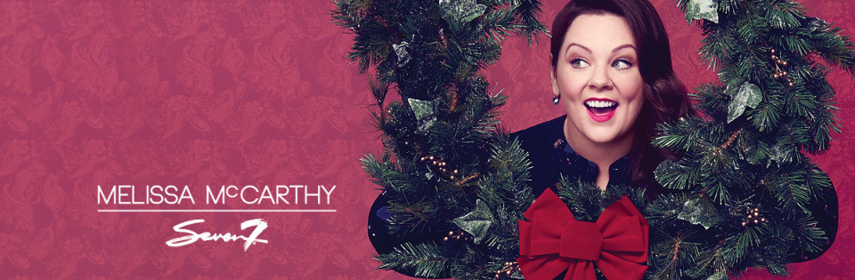 Melissa McCarthy Holiday Collection VIP Preview at Lane Bryant