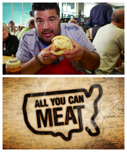Chuey Martinez / All You Can Meat, Travel Channel