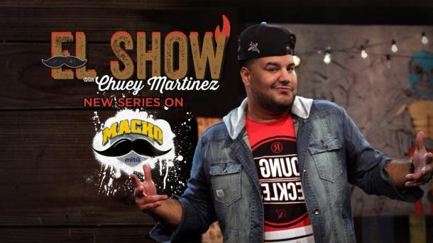 Chuey Martinez / YouTube, El Show with Chuey Martinez