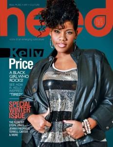 Kelly Price / Heed Magazine