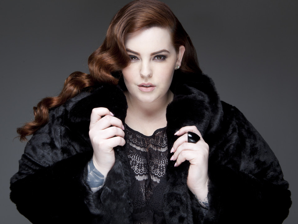 Tess Holliday / Photograph by Anthony Evans