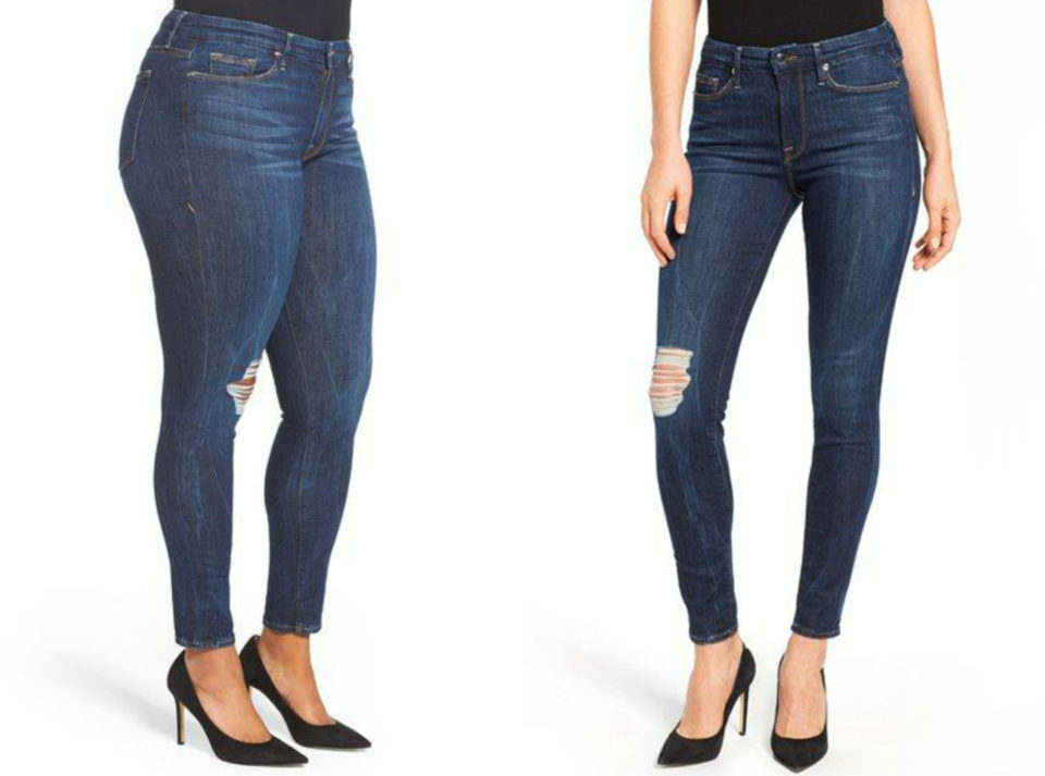 Good American_Reah Norman_plus size denim | www.styledbyreah.com