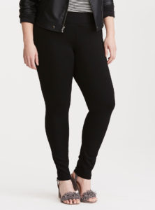 Torrid plus size slim Fix Ponte Pant